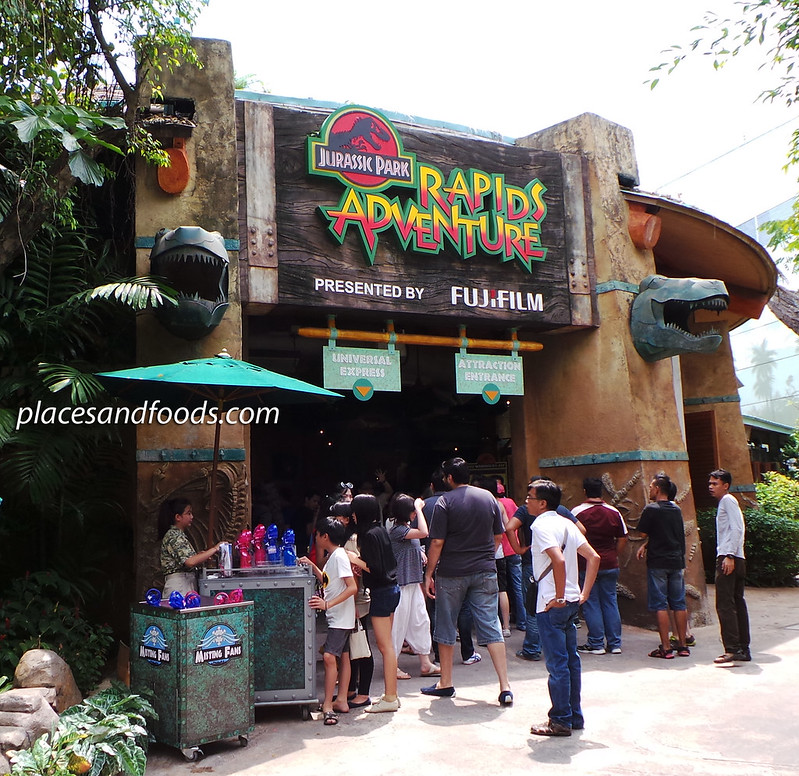 10 Things to do in Universal Studio Singapore