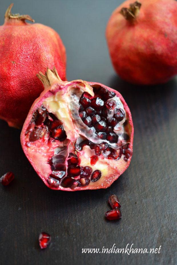 Anar-Pomegrante-Raita