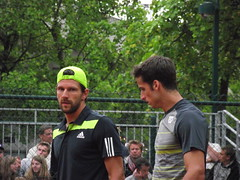 Roland Garros 2014 - Jürgen Melzer & Feliciano Lopez