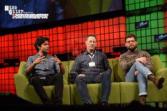 Adrian Grenier at Web Summit 2014