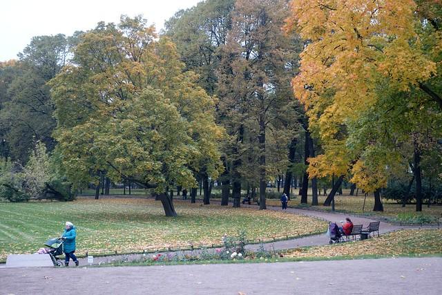 469 - Paseo por San Petersburgo