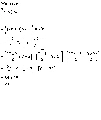 RD Sharma Class 12 Solutions Chapter 20 Definite Integrals Ex 20.3 Q3