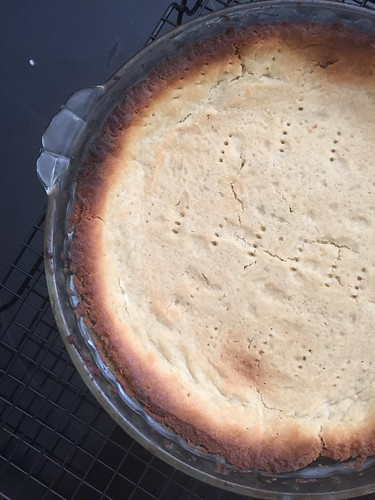 sweet tart dough crust