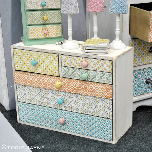 Sass & Belle printed drawers