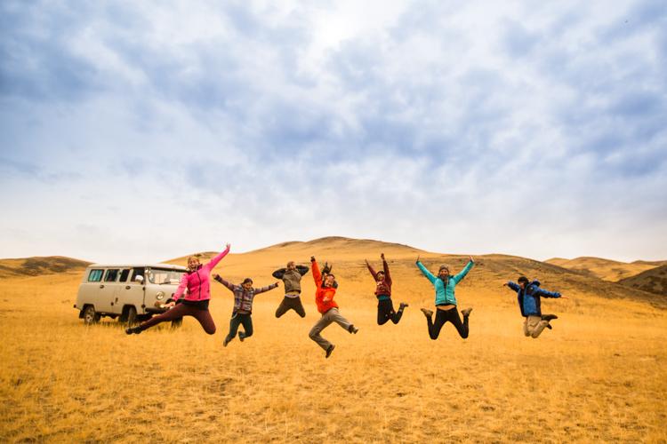 highlights of our 8 days gobi desert tour in mongolia