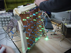 Bristol Hackspace: Richards RGB LED Array