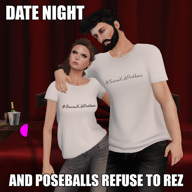 #SecondLifeProblems