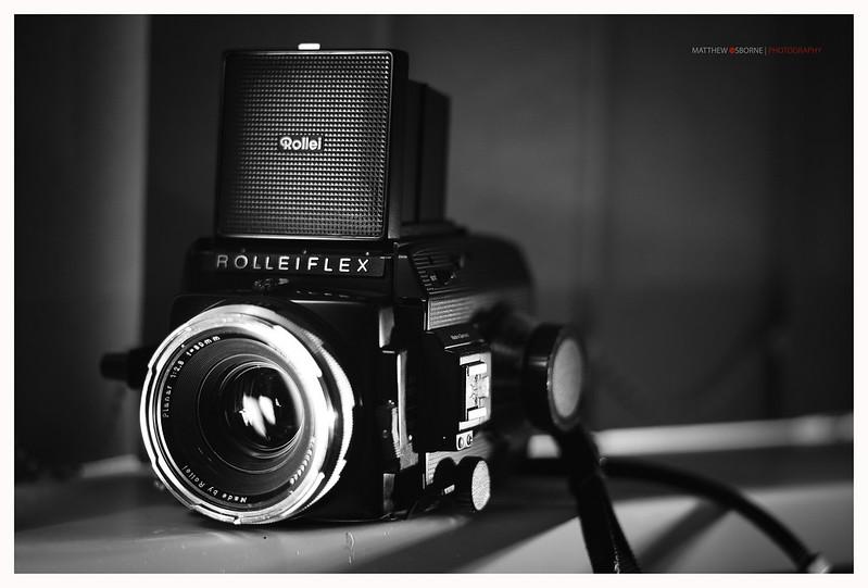 Rolleiflex SL66E