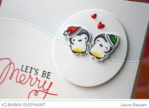 Mama Elephant~Jolly & Merry
