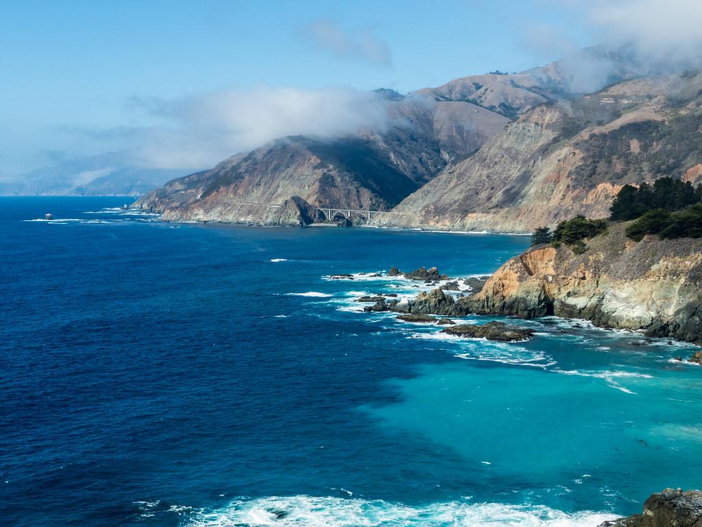 Big Sur Map - Central Coast, California - Mapcarta