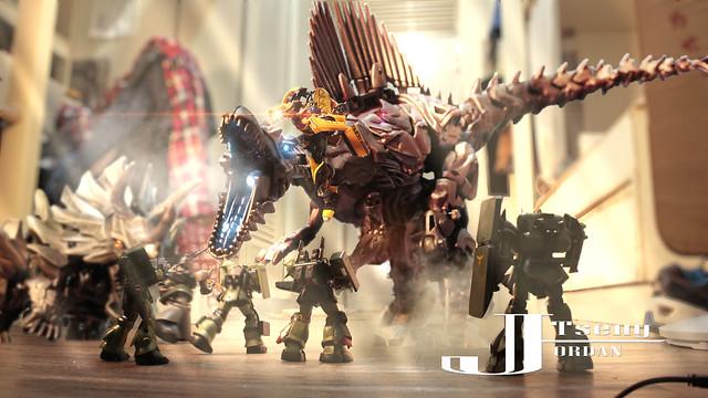 【玩具人'Jordan Tseng'投稿】變形金剛停格動畫:大黃蜂-強力支援