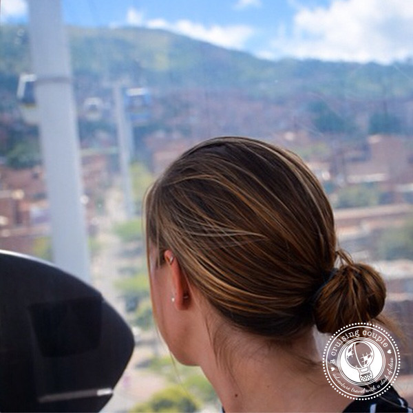 Go For A Cable Car Ride In Medellin