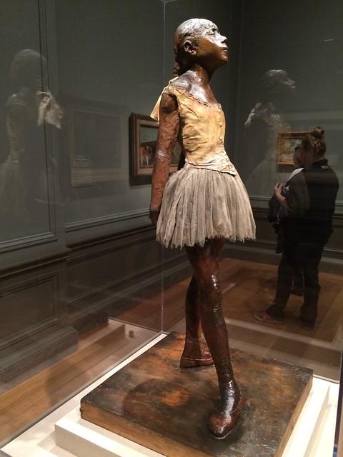 Little Dancer, Degas