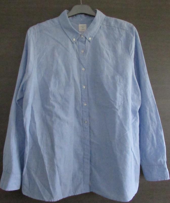 1 GAP lichtblauwe bloes