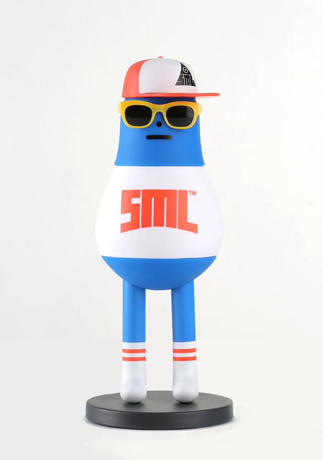 Sticky Monster Lab – SML SERIES【S08】陽光滑板少年