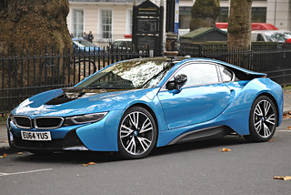 The BMW i8: Even Hybrid Cars Can Look And Sound Great!