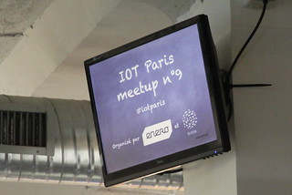 Meetup IOT Paris #9