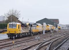 UK Track Machines (On-Track Plant)