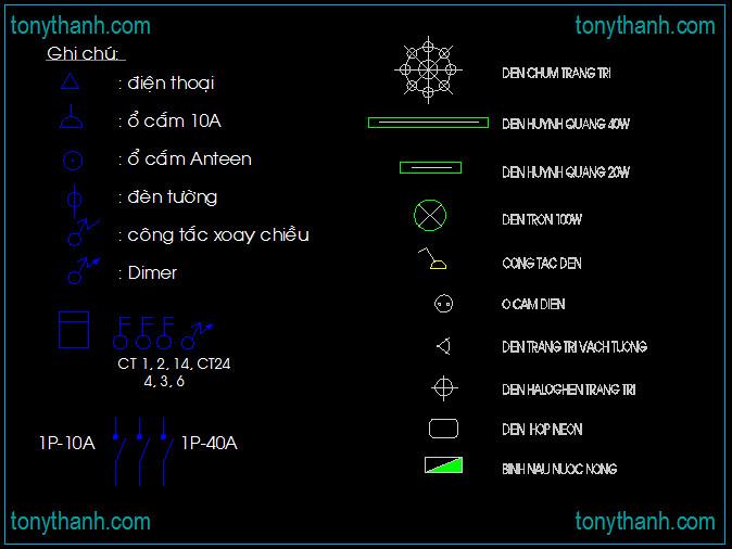 Electrical symbols dwg, free cad blocks download.