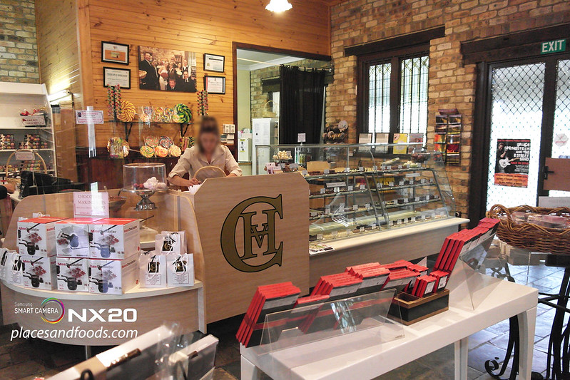 hunter valley chocolate house
