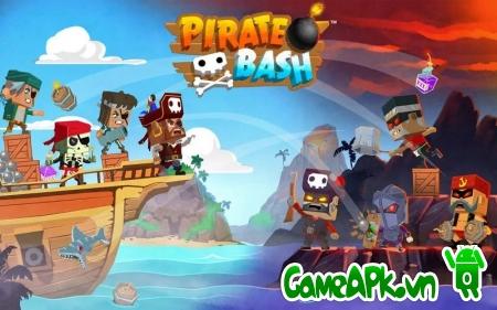 Pirates Bash v1.5.0 hack full cho Android