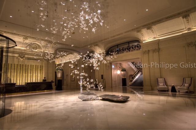 Hotel Peninsula Paris Terrabe