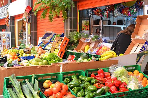 Agricultural Market, Puerto de la Cruz, Tenerife