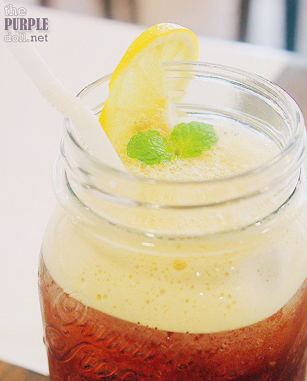 Signature Iced Tea (P88)