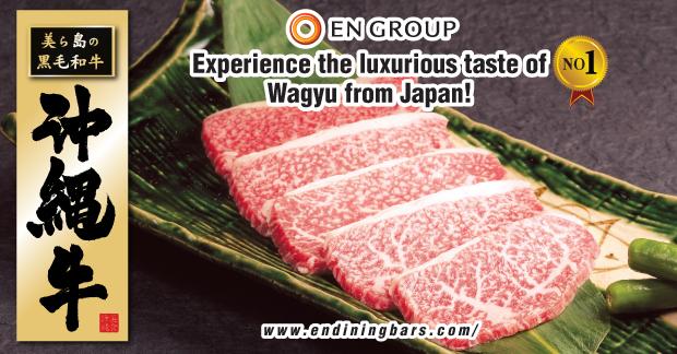 Okinawa Motobu Beef at En Group