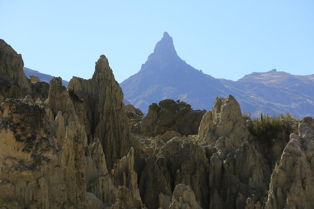 Mother Moon Madre Luna Park Landscape La Paz Bolivia South America - EXPLORED