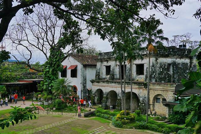 Cebu   Fort San Pedro