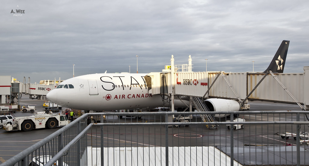 Star Alliance livery A330