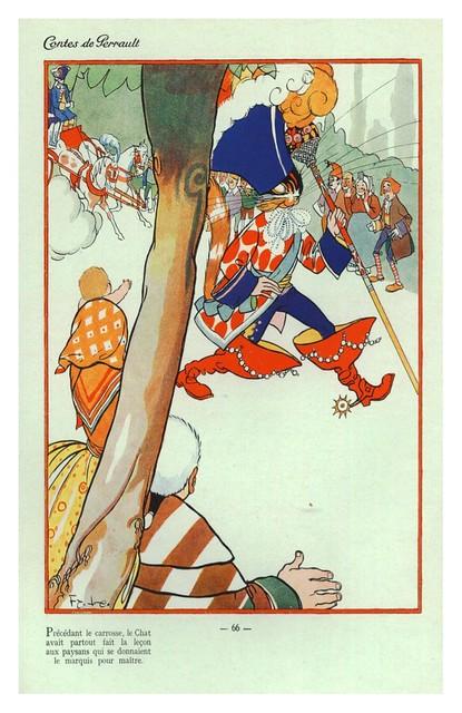 013-Contes de Perrault-1926. Ilt. Por Lorioux -© Universitätsbibliothek Braunschweig
