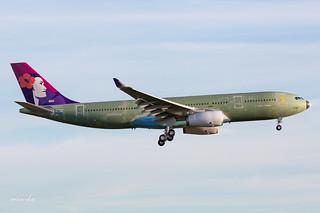 A330-243 N375HA ( F-WWCR ) sn 1606    /  0750