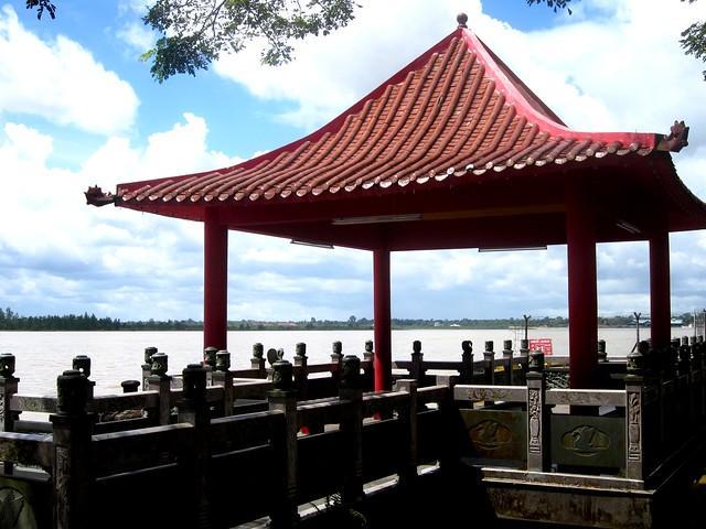Tua Pek Kong temple park