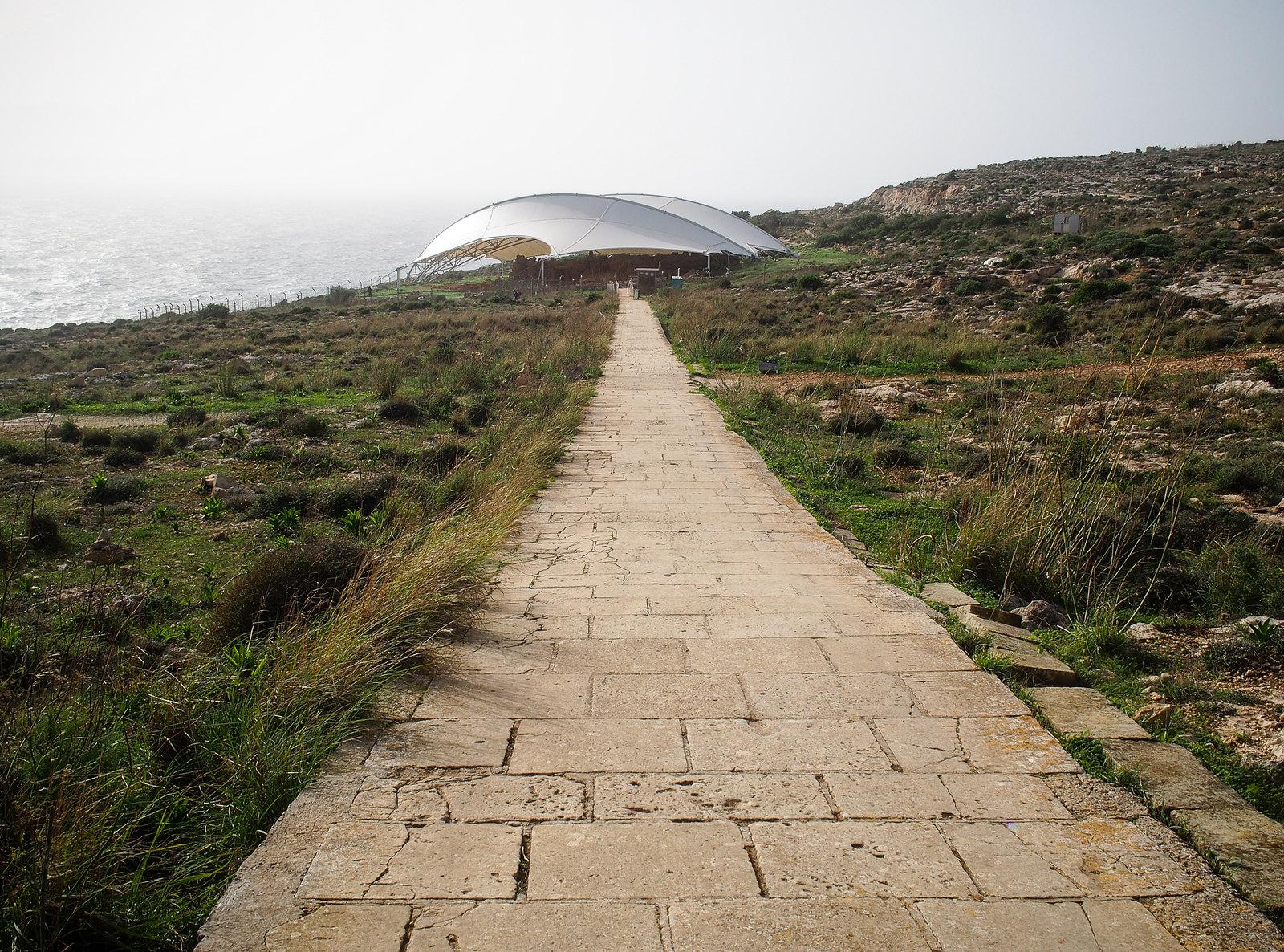 Ħaġar Qim temple Malta