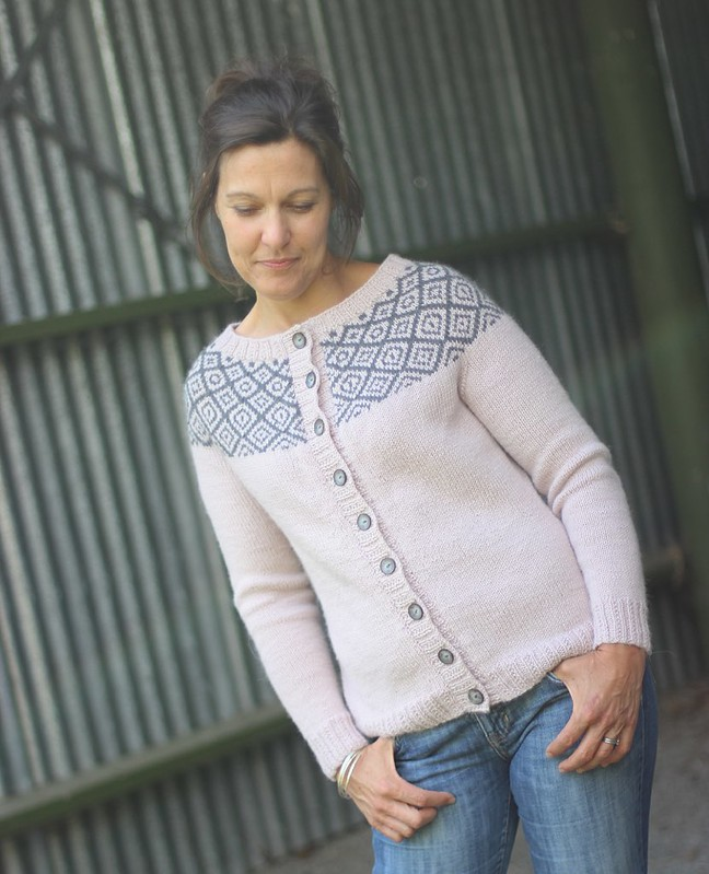 Epistrophy Cardigan