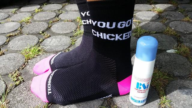 BSI Medicated Sports Spray