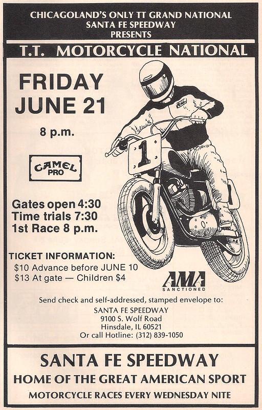 Camel Pro Santa Fe Speedway