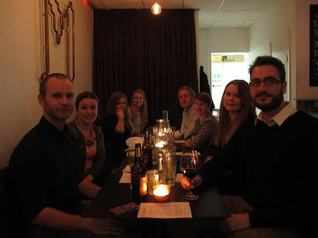 my birthday dinner, saturday, helsingborg