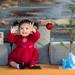 Karina Pearl 1 year old by K Tao