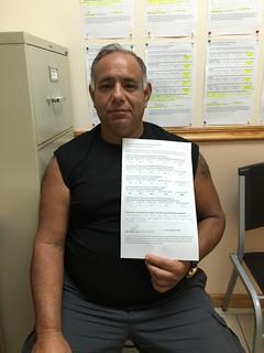 Justo P Castro, Reparación de Crédito, Municipal