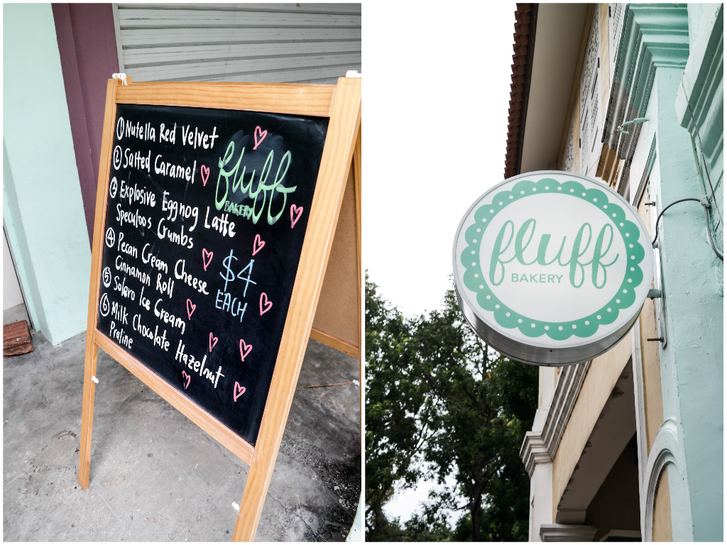 Fluff Bakery (Halal Cafe)