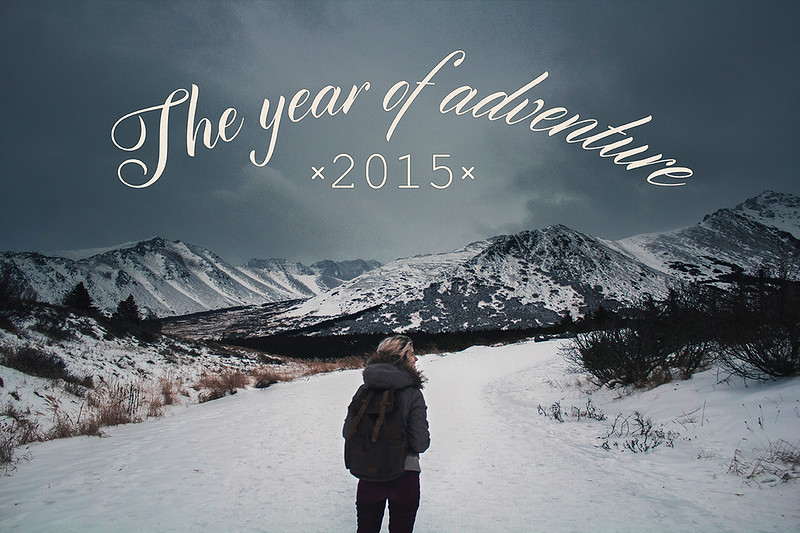 the year of adventure