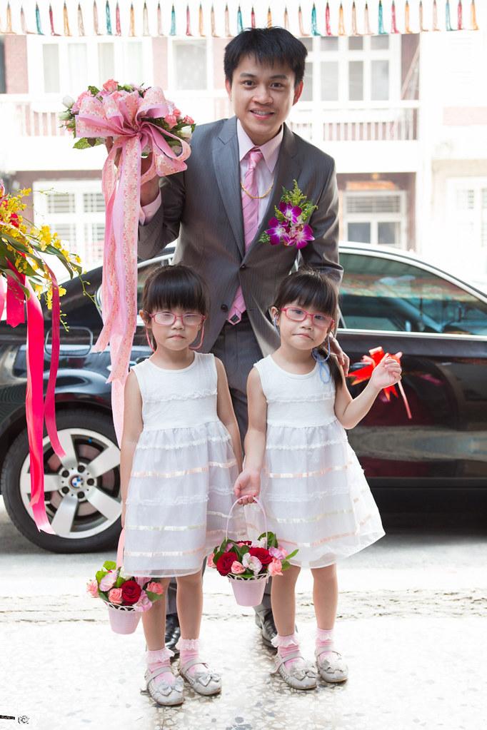 婚禮攝影-台南-銘元&韻如-結婚-X-台南商務會館-11
