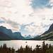 Wild Goose Island in Glacier National Park -Redding, California photographer- by Taylor McCutchan