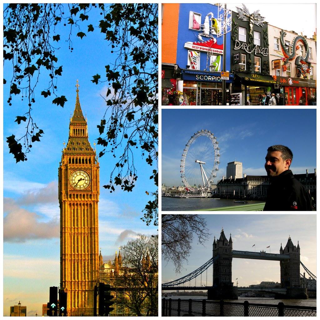 Ir a Londres 5 días