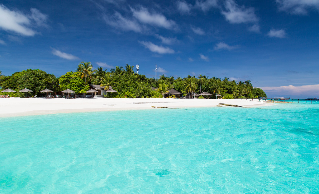Reethi Beach Resort - Maldives