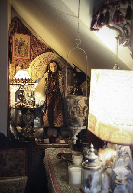 Prince Vyacheslav's new boudoir