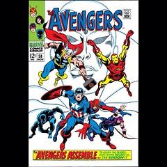 Assemble! #comics #Avengers